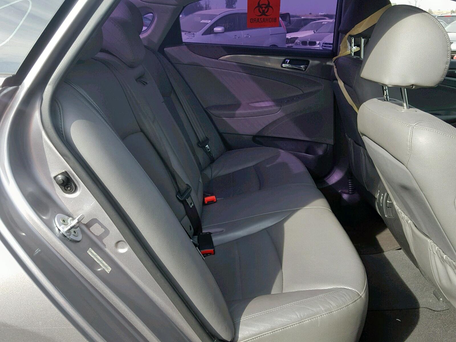 2012 Hyundai Sonata Hyb 2.4L detail view
