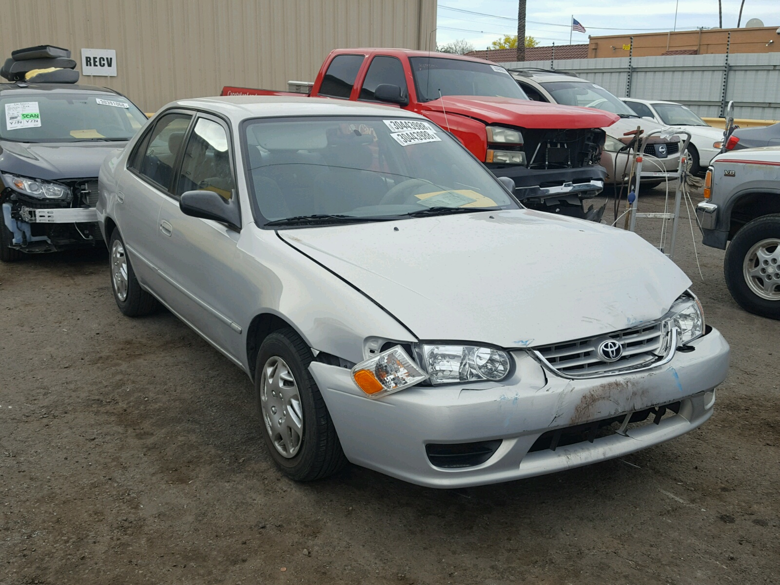 Auto Auction Ended on VIN 4T4BE46K99R 2009 TOYOTA CAMRY BASE