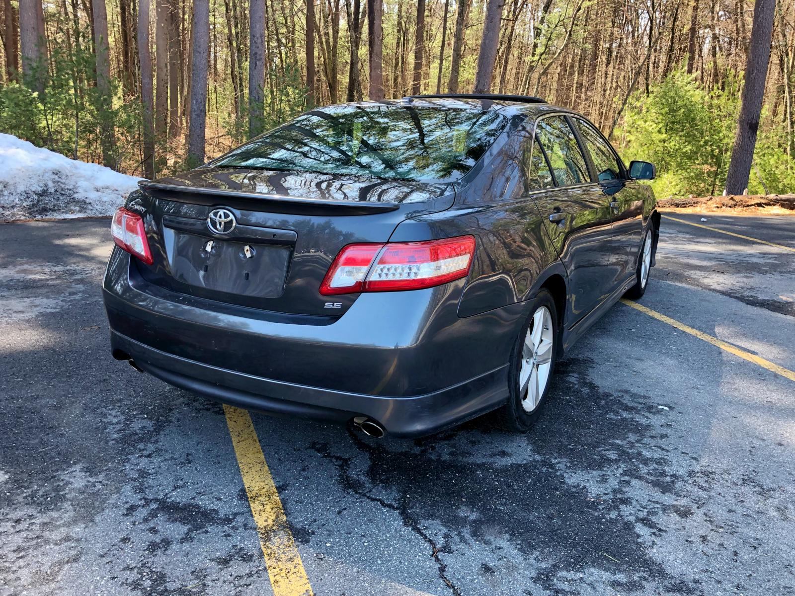 2011 Toyota Camry Base 2.5L [Angle] View