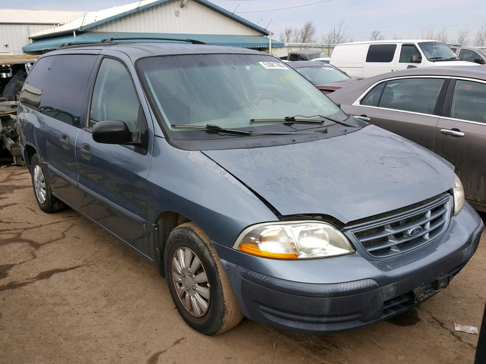 2fmza5144yba27369 2000 ford windstar l 3 8l left view 2fmza5144yba27369
