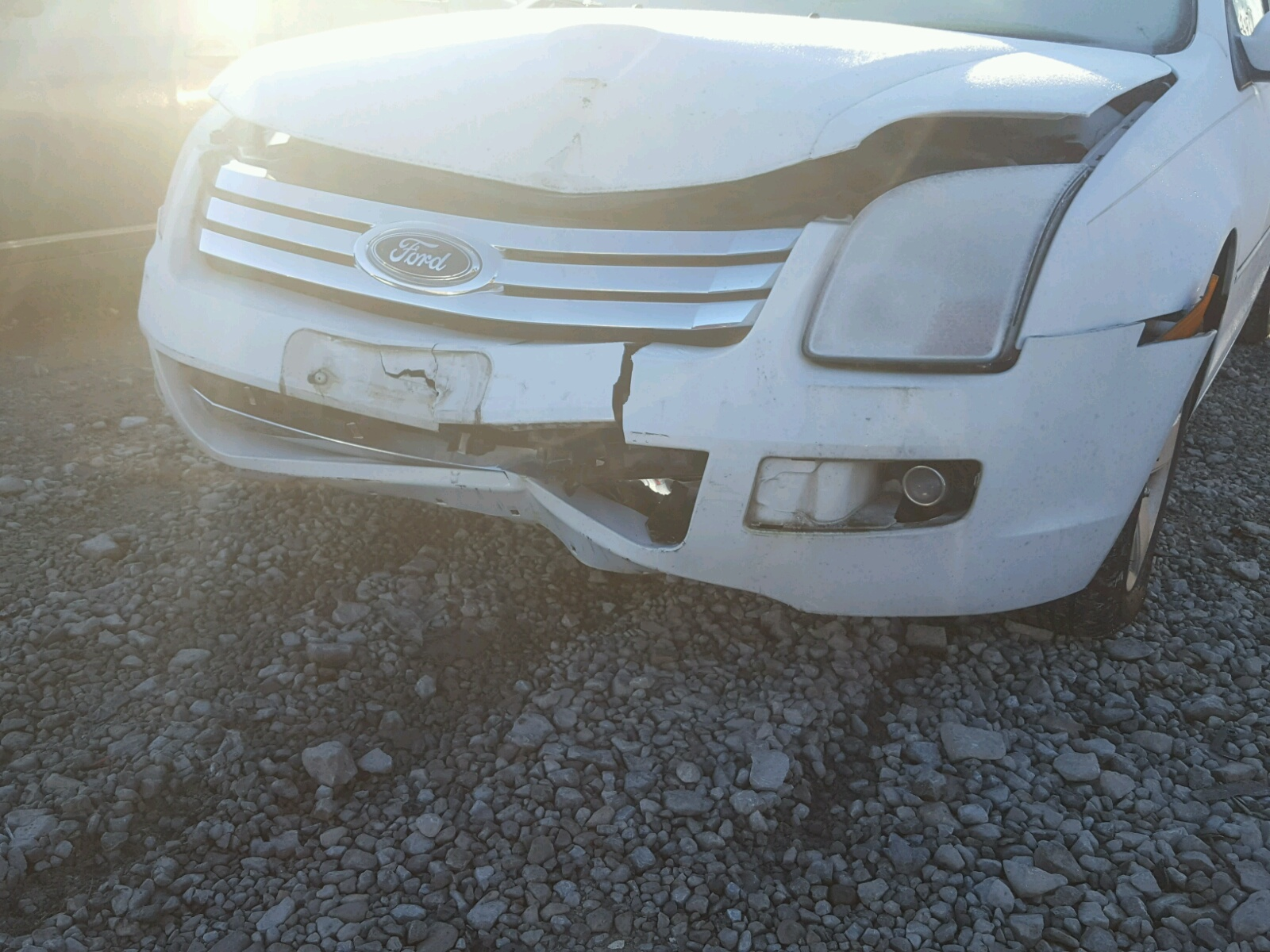 2007 Ford Fusion Se For Sale At Copart Lawrenceburg Ky Lot 52753778 Lights