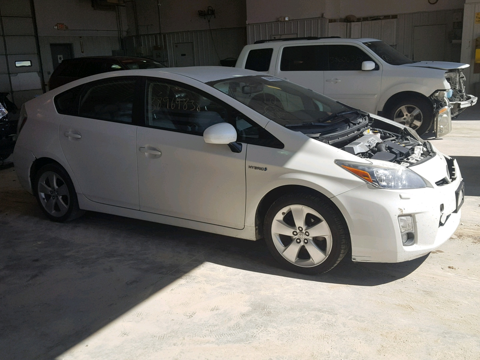 2010 Toyota Prius for sale at Copart Columbia MO Lot