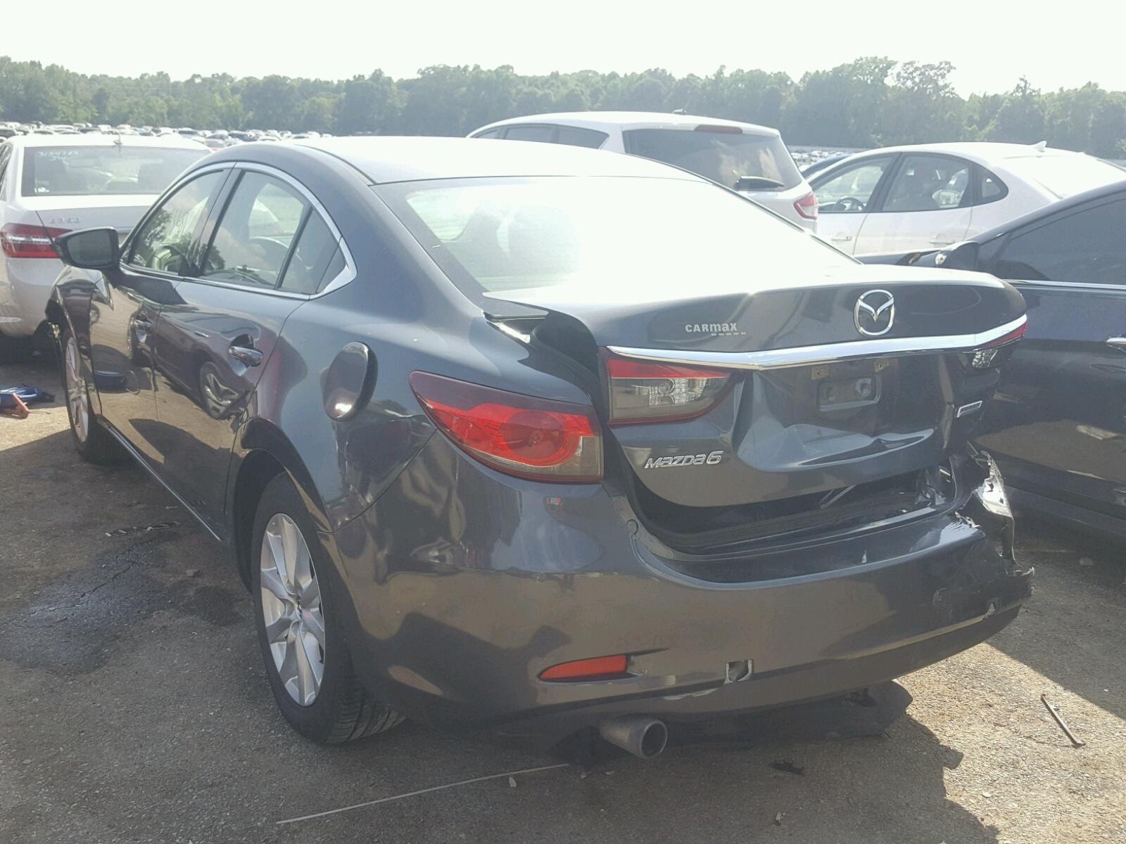 Jm1gj1u54g1405676 2016 Gray Mazda 6 Sport On Sale In Tn Memphis