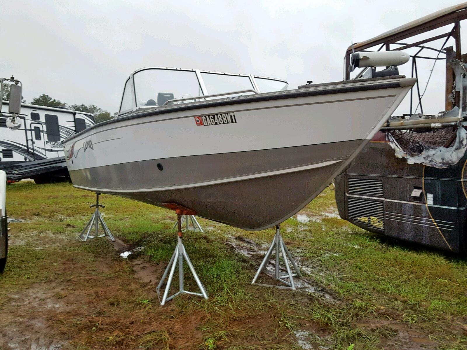 2001 Lund Boat in FL - Tallahassee (LUNBU204C101) for Sale ...