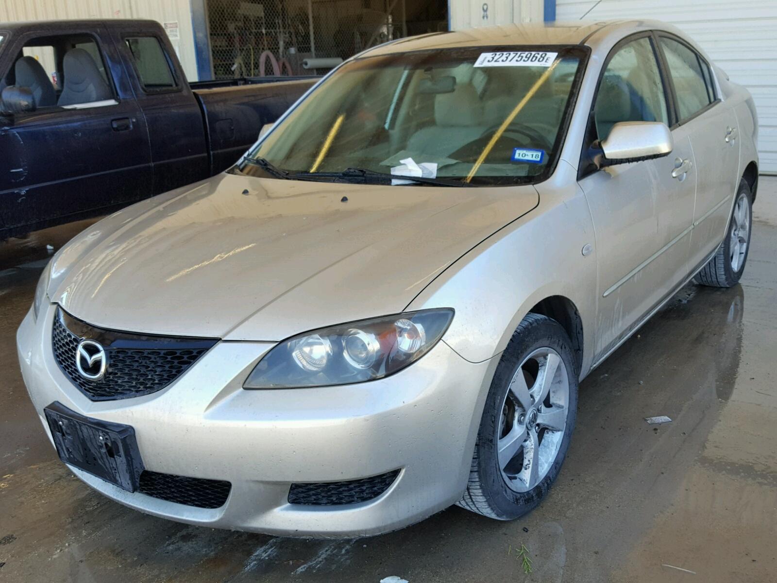 2006 Mazda 3 I 2.0L 4 in TX - San Antonio ...