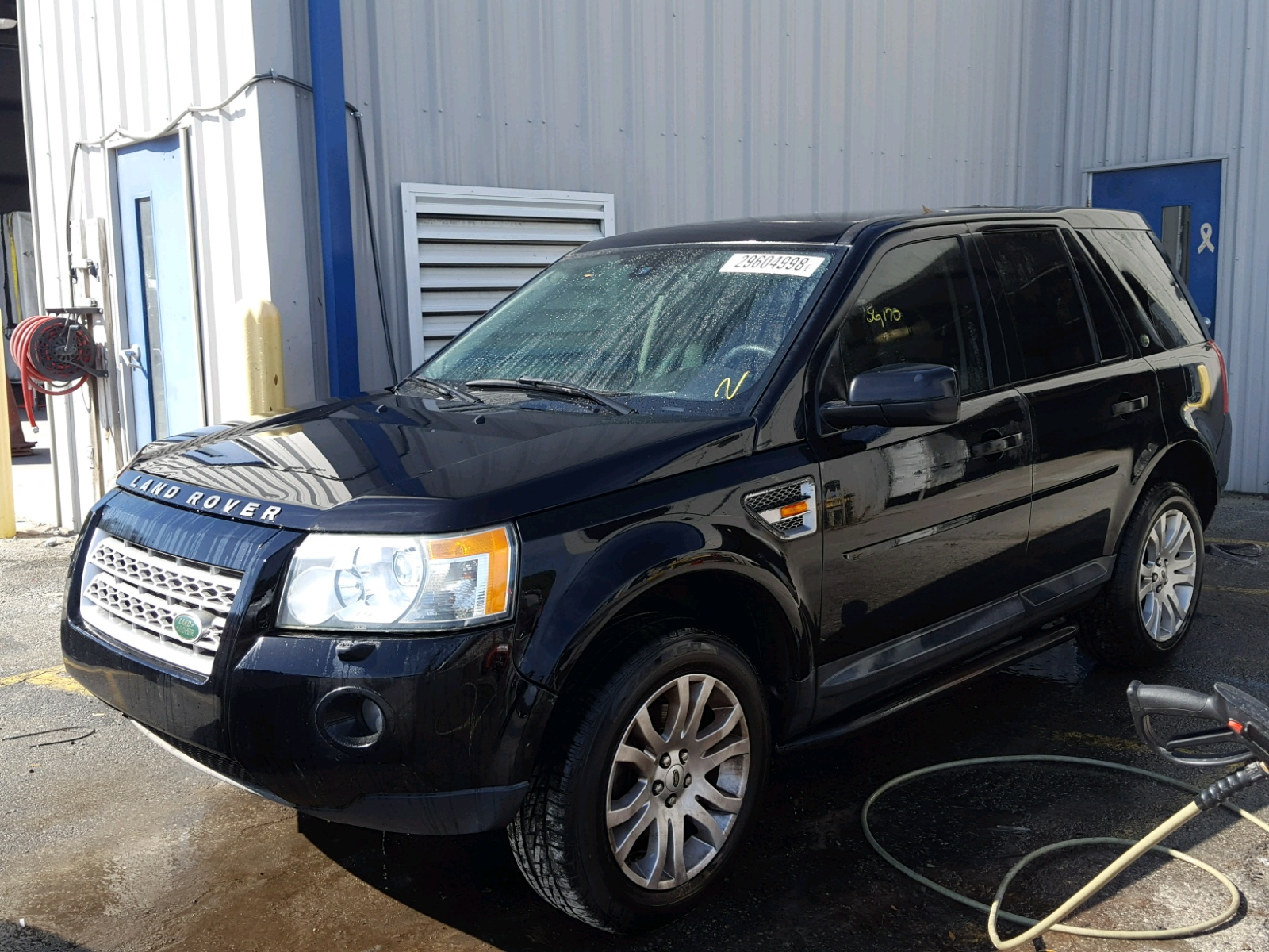 auto copart se on sale online certificate of left auction palm view title west beach land ended lot auctions landrover fl vin carfinder en for rover