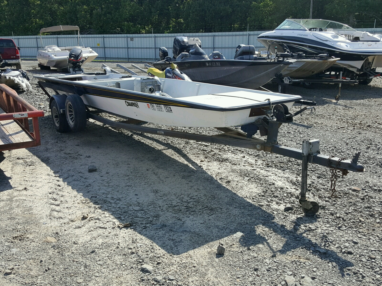 click here to view 1992 CHAM MARINE/TRL at IBIDSAFELY