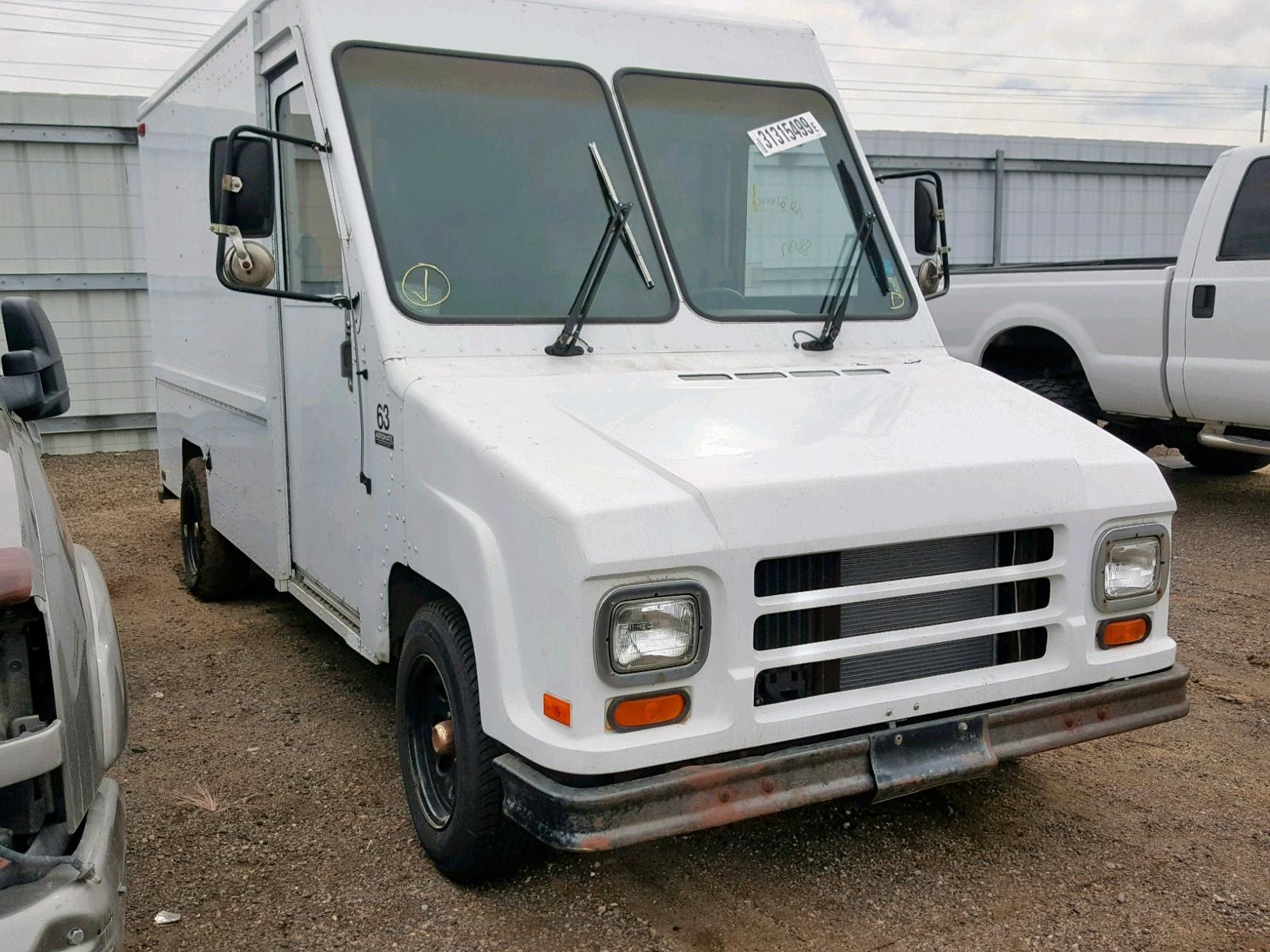 1989 Utilimaster Step Van 2 5L 4 in CO - Denver