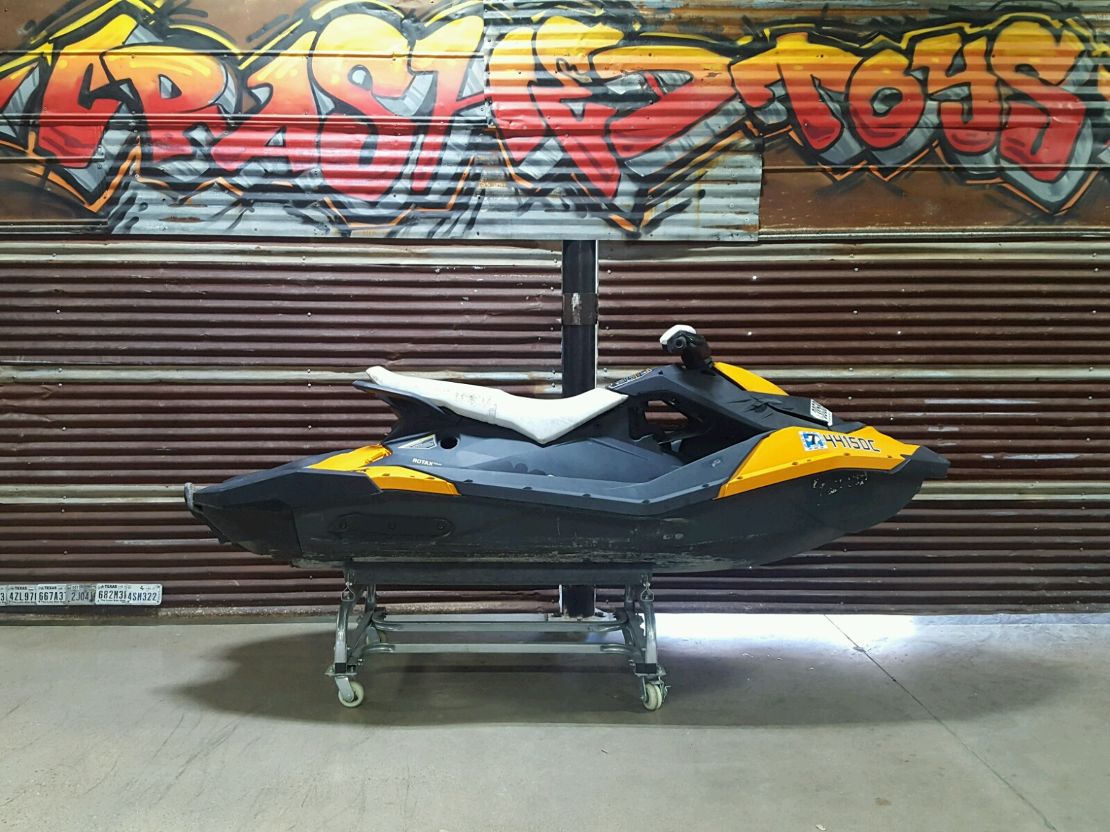 Salvage 2015 Seadoo SPARK for sale