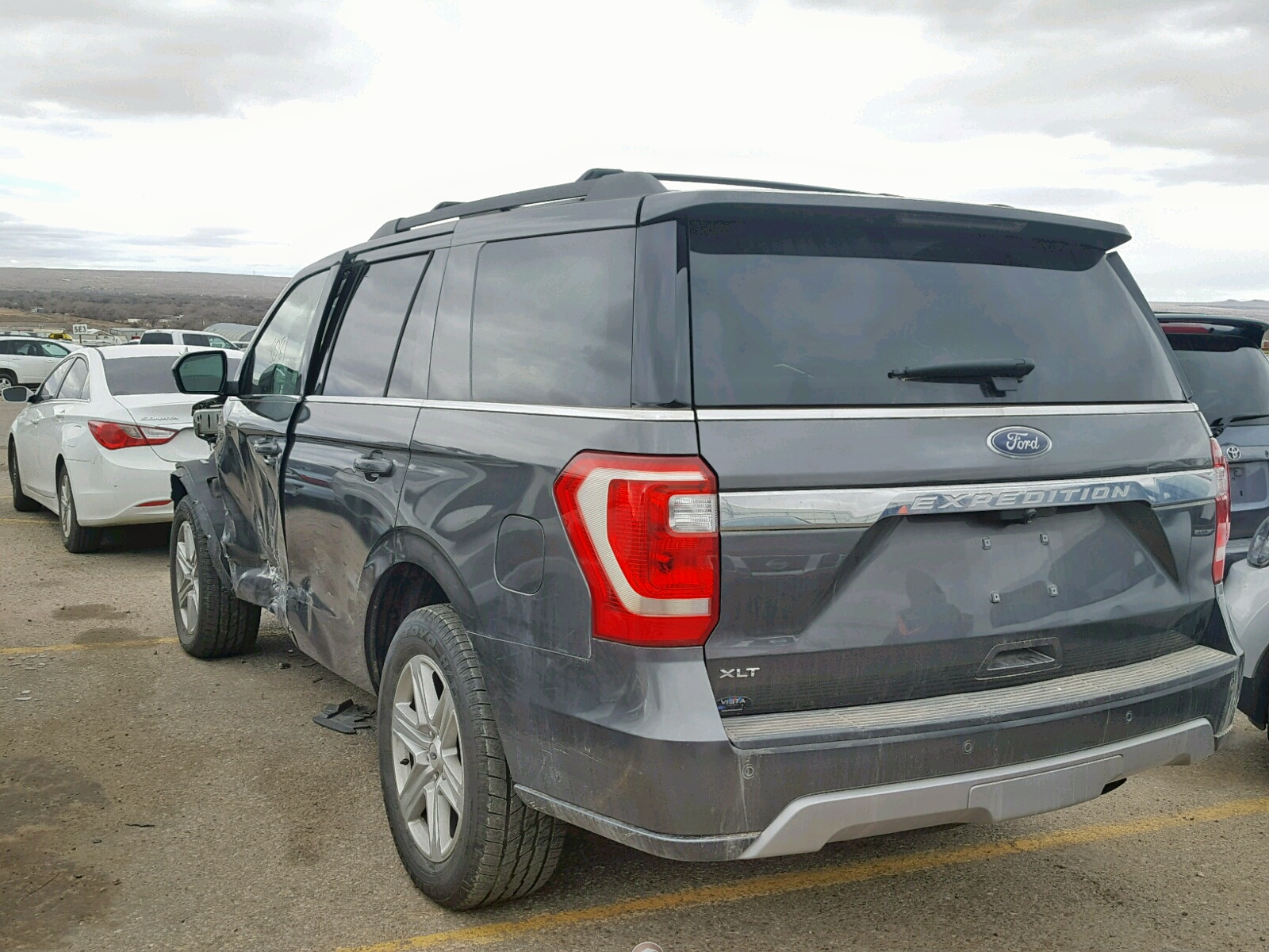 2018 Ford Expedition 35L 6 In NM