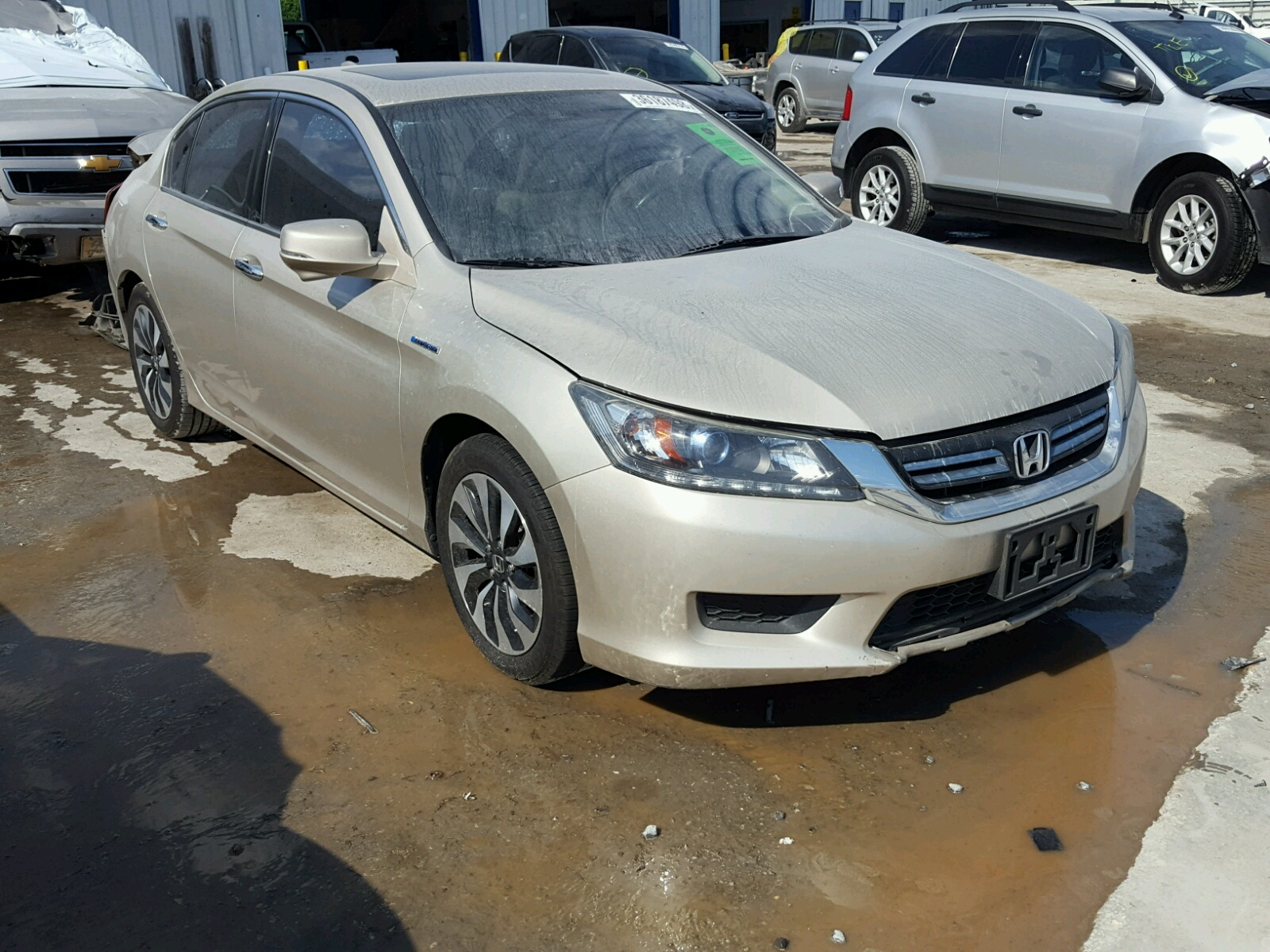 2014 Honda Accord Hybrid for sale at Copart Montgomery AL Lot