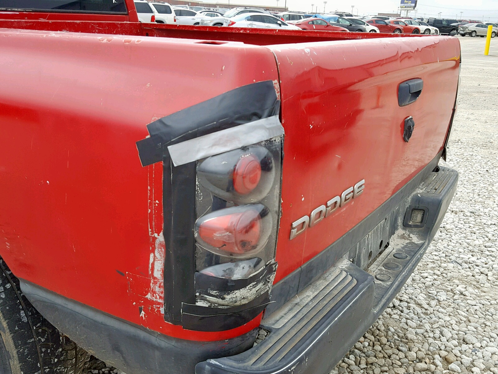 1D7HA18N64J135754 - 2004 Dodge Ram 1500 S 4.7L