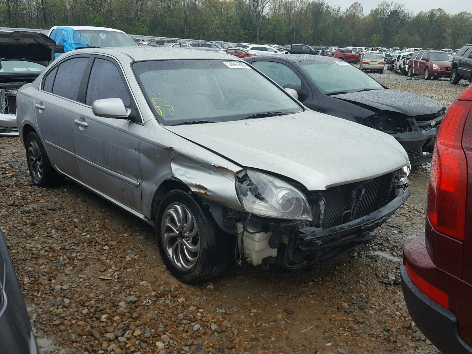 cert carfinder sale view on online copart auto baton la kia white salvage title en optima rouge in lot lx of left auctions