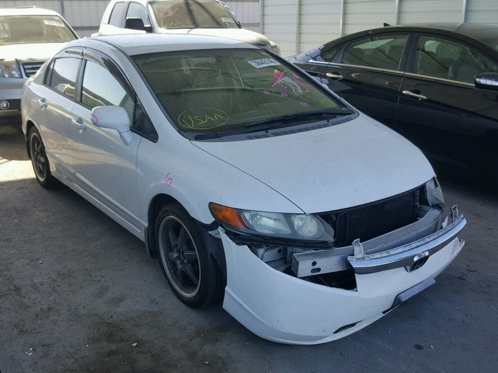 2006 Honda Civic LX for sale at Copart San Diego CA Lot