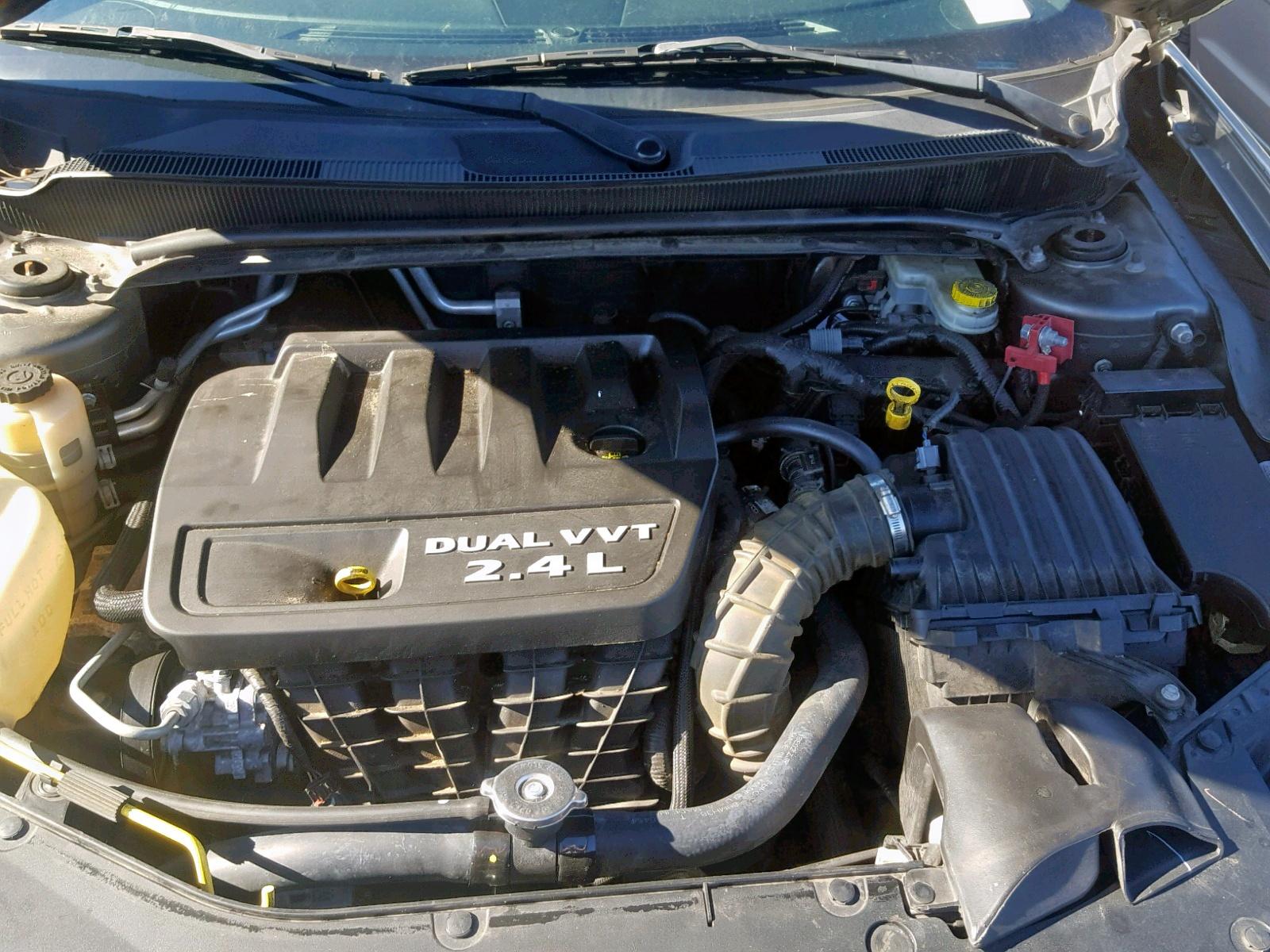 1C3CDZAB9CN148889 - 2012 Dodge Avenger Se 2.4L inside view