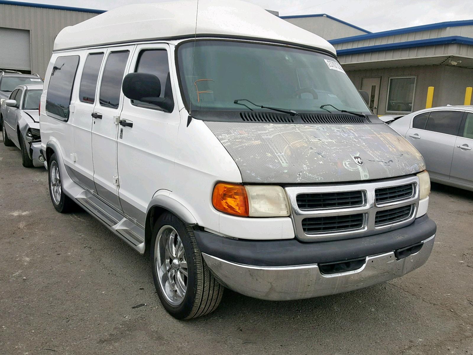 cada1d8821 1998 Dodge Ram Van B1 5.9L 8 for Sale NV - Las Vegas VIN  2B6HB11Z9WK136400