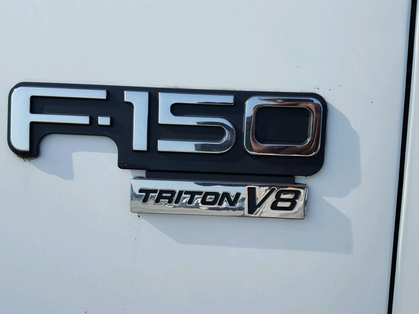1ftrw08lx3kd36025 2003 White Ford F150 Super On Sale In Ga L V8 54l