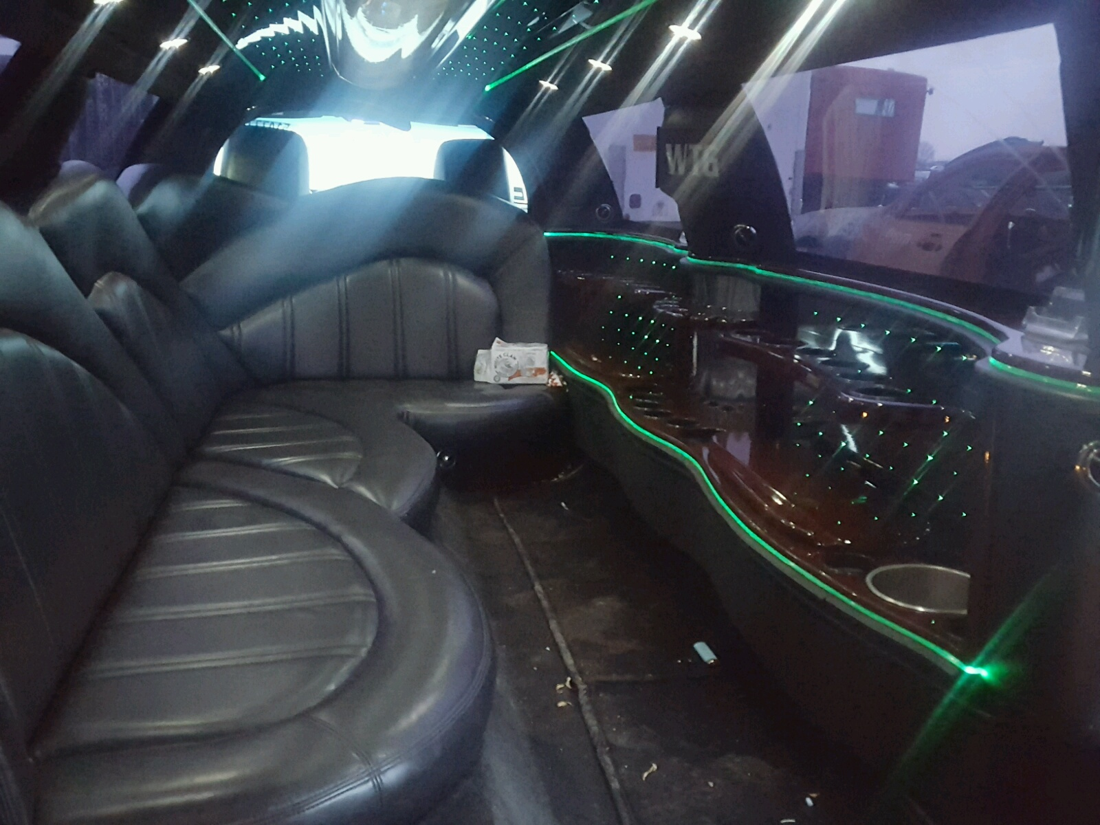2011 Lincoln Town Car E 4 6l 8 In Il Chicago North