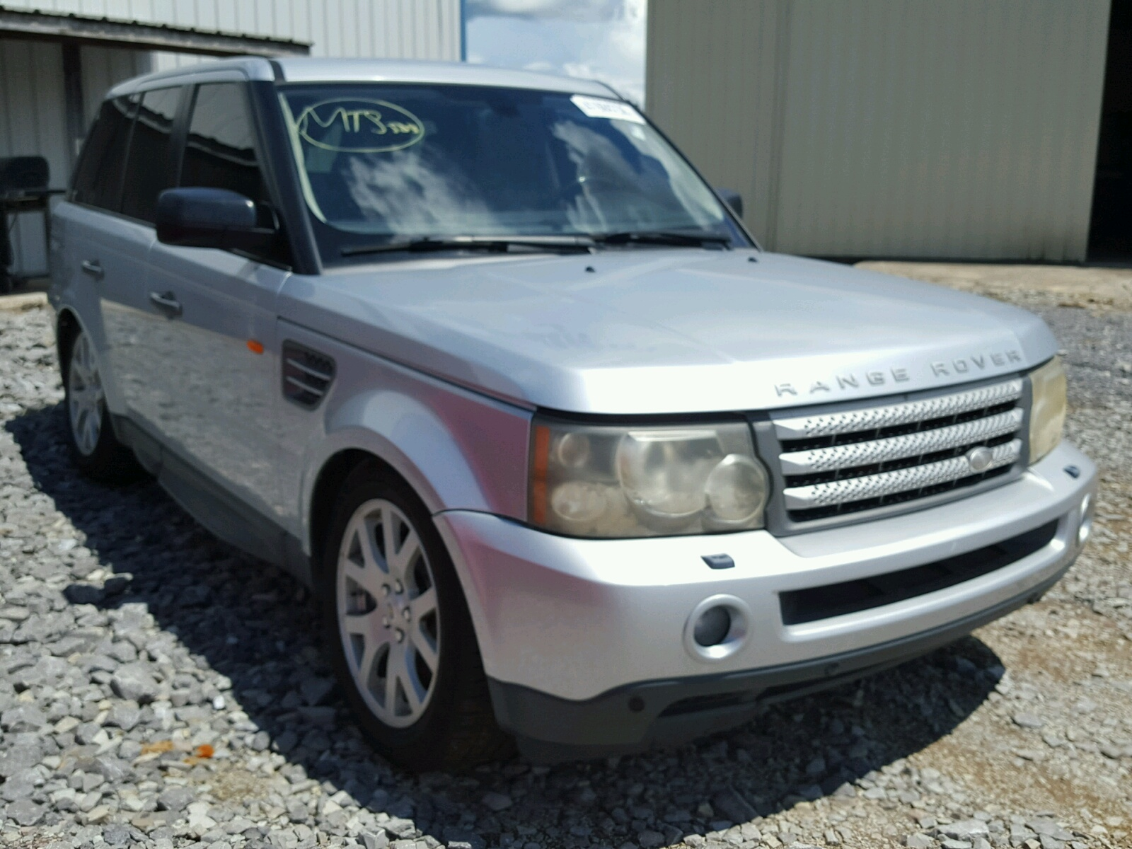 2006 Land Rover Range Rover For Sale At Copart