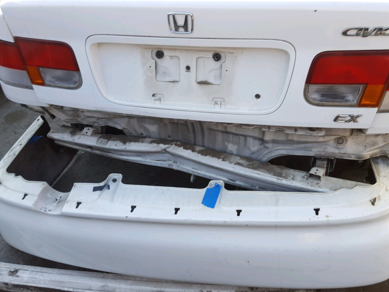 1999 Honda Civic Ex For Sale At Copart Martinez Ca Lot 51200508