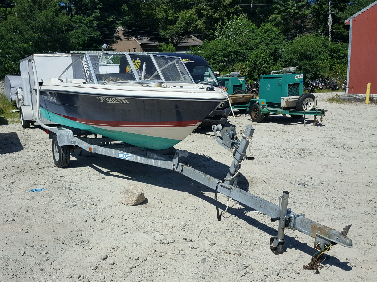 Salvage 1986 Star MEDALIST 1 for sale