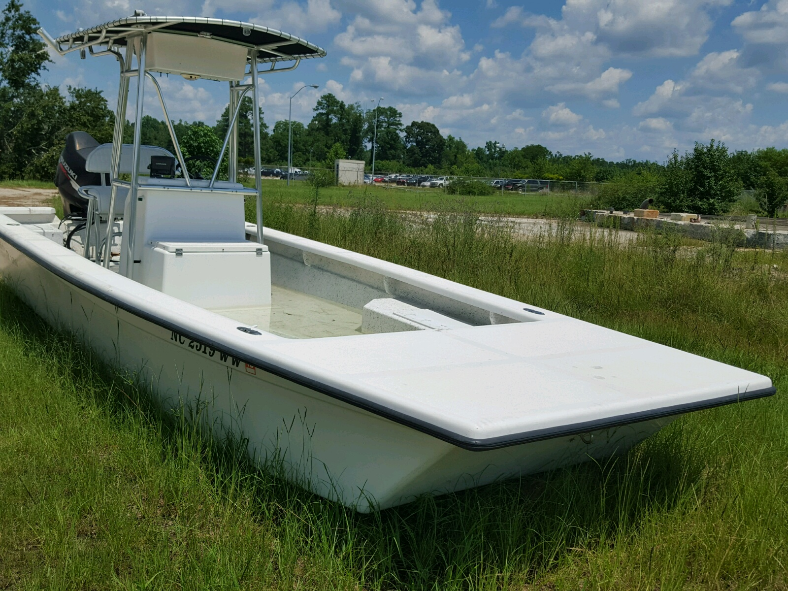 Salvage 2004 Arnes BOAT for sale