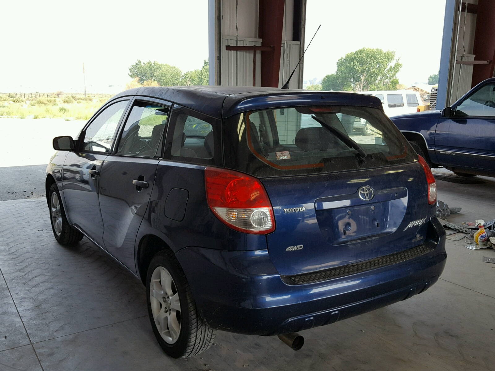 2t1lr32e53c007775 2003 Blue Toyota Corolla Ma On Sale In Co Door Lock Parts Diagram Moreover R 18l Angle View