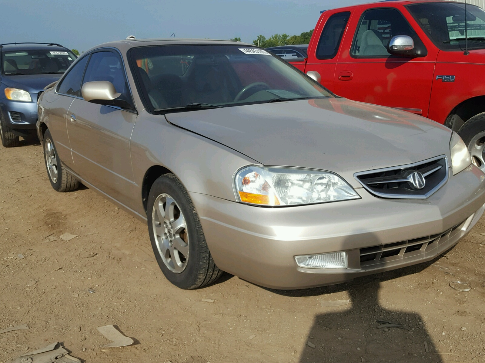 Acura CL For Sale At Copart Louisville KY Lot - 2001 acura cl for sale