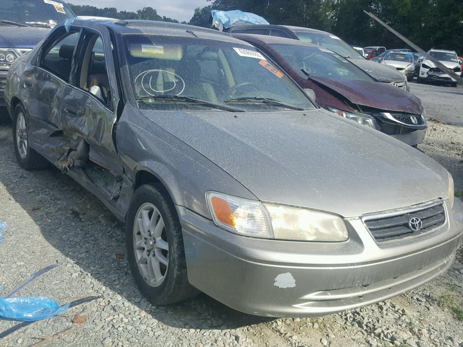 2000 Toyota Camry Le 3 0l For At Copart Auto Auction