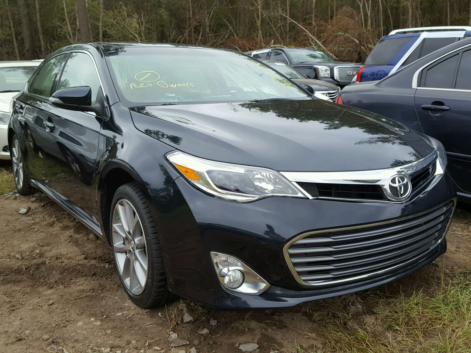 Salvage 2015 Toyota AVALON XLE for sale