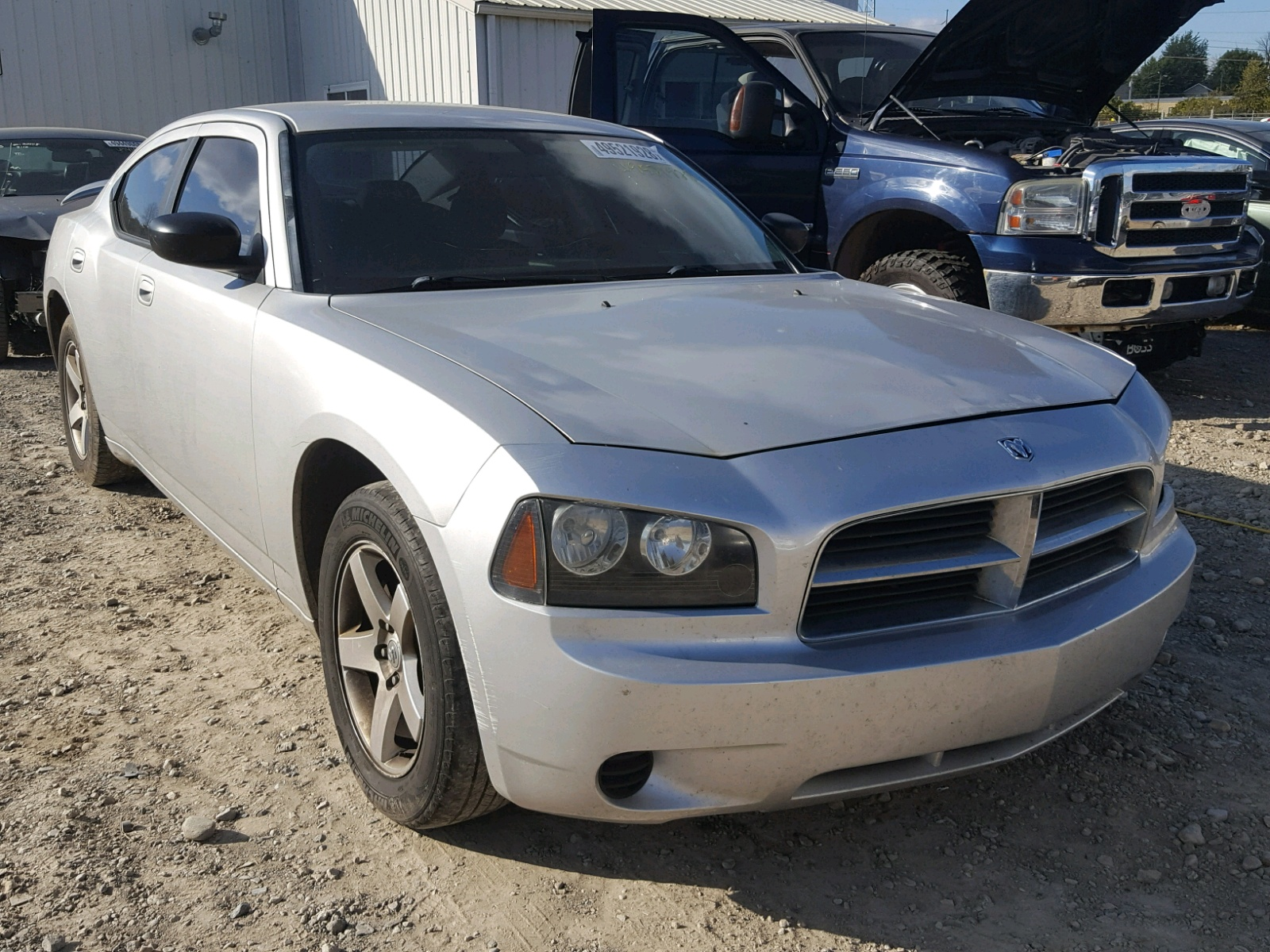 Salvage 2009 Dodge CHARGER for sale