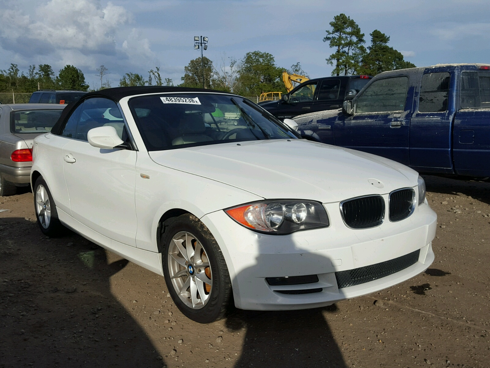 Salvage 2011 BMW 128 I for sale