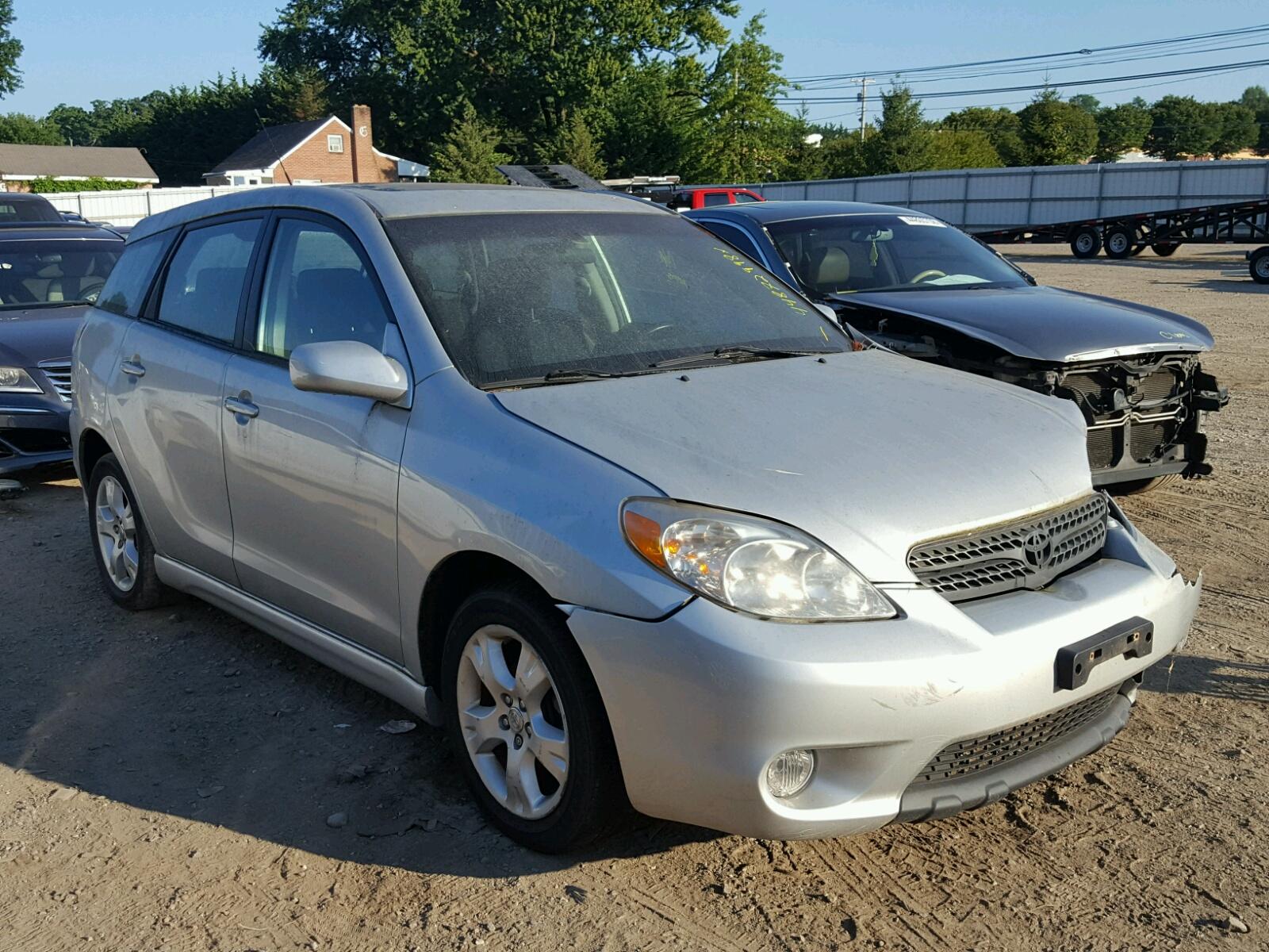 Salvage 2008 Toyota COROLLA MA for sale