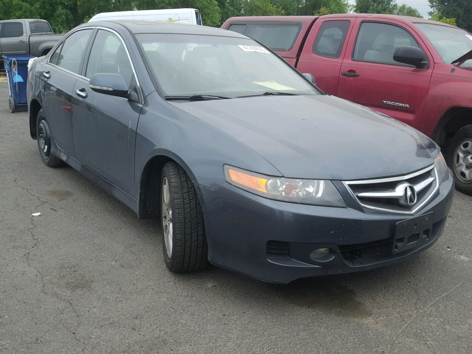 Salvage 2006 Acura TSX for sale