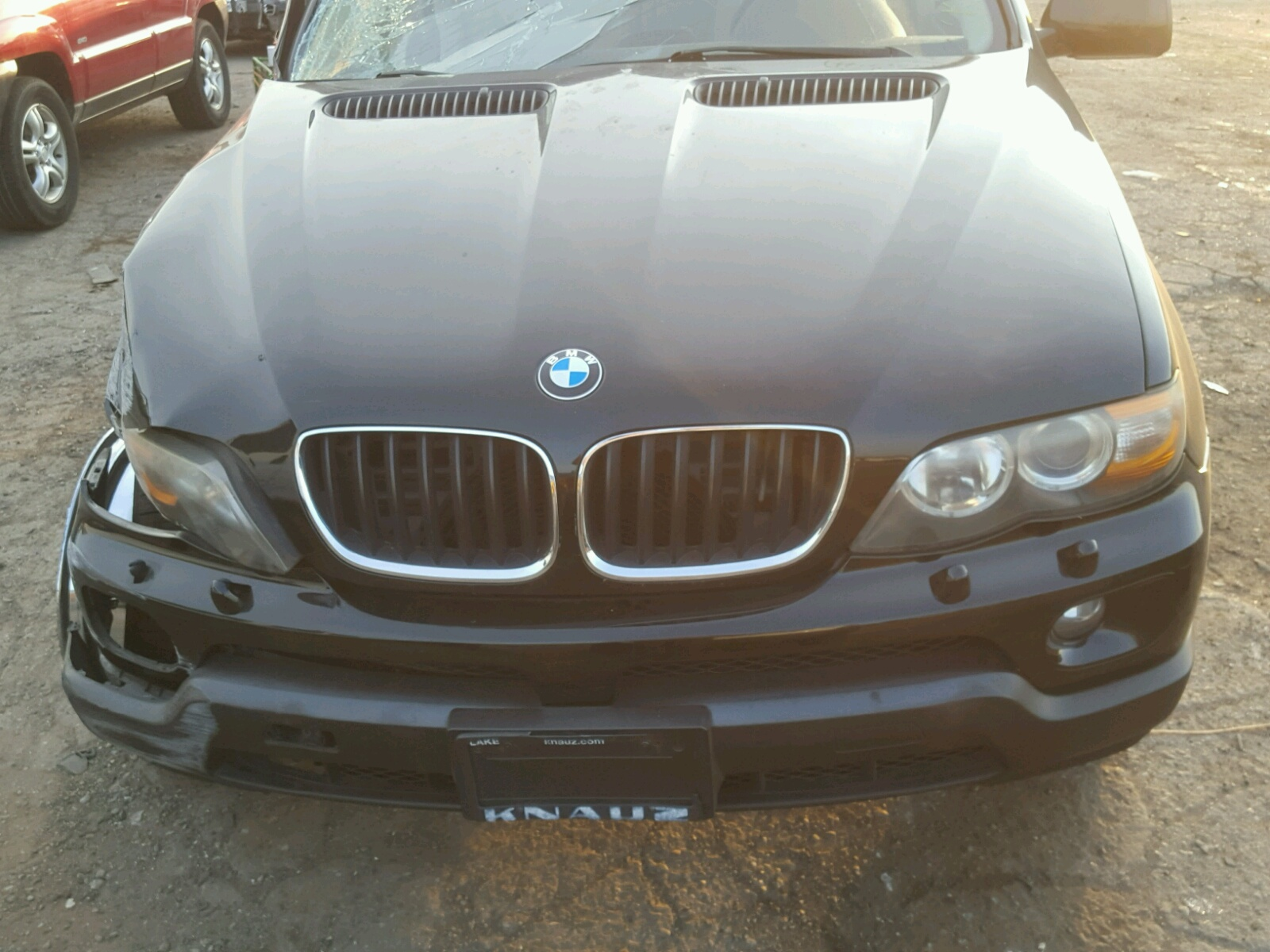 2005 Bmw X5 3 0I 3 0L 6 in MI - Detroit (5UXFA135X5LY23138) for Sale