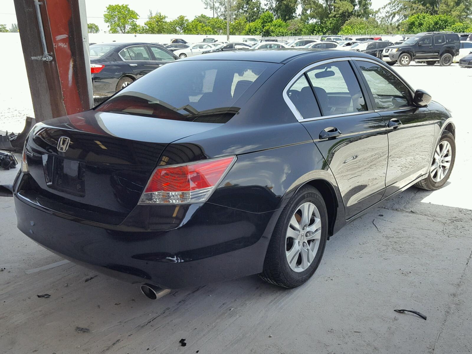 1hgcp2f46aa075653 2010 Black Honda Accord Lxp On Sale In Fl