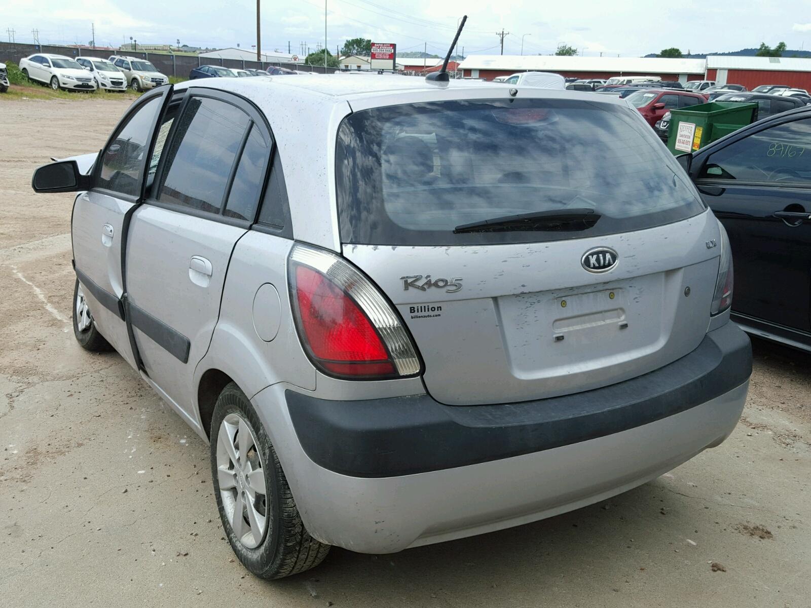 2009 Kia Rio 5 Sx For Sale At Copart Billings Mt Lot 41085318 Rio5