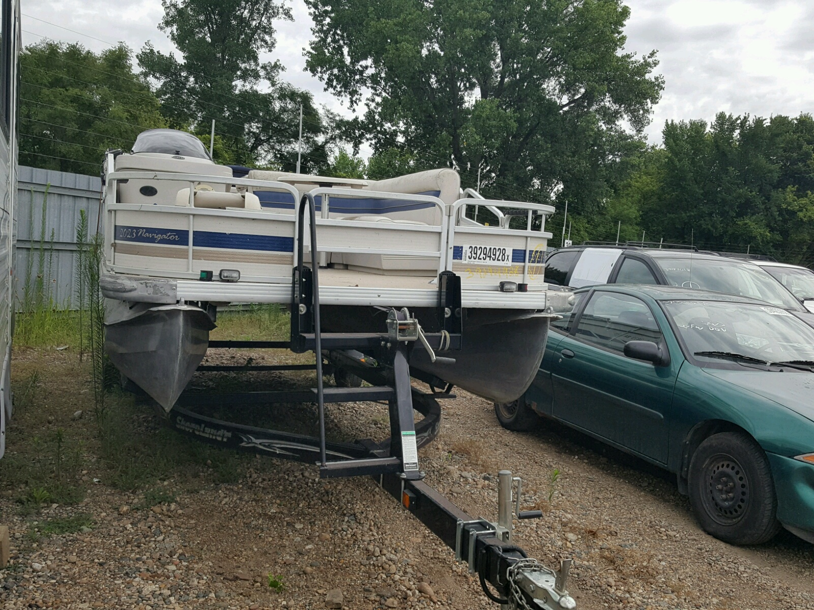 Salvage 2006 Premier 210 SPORT for sale