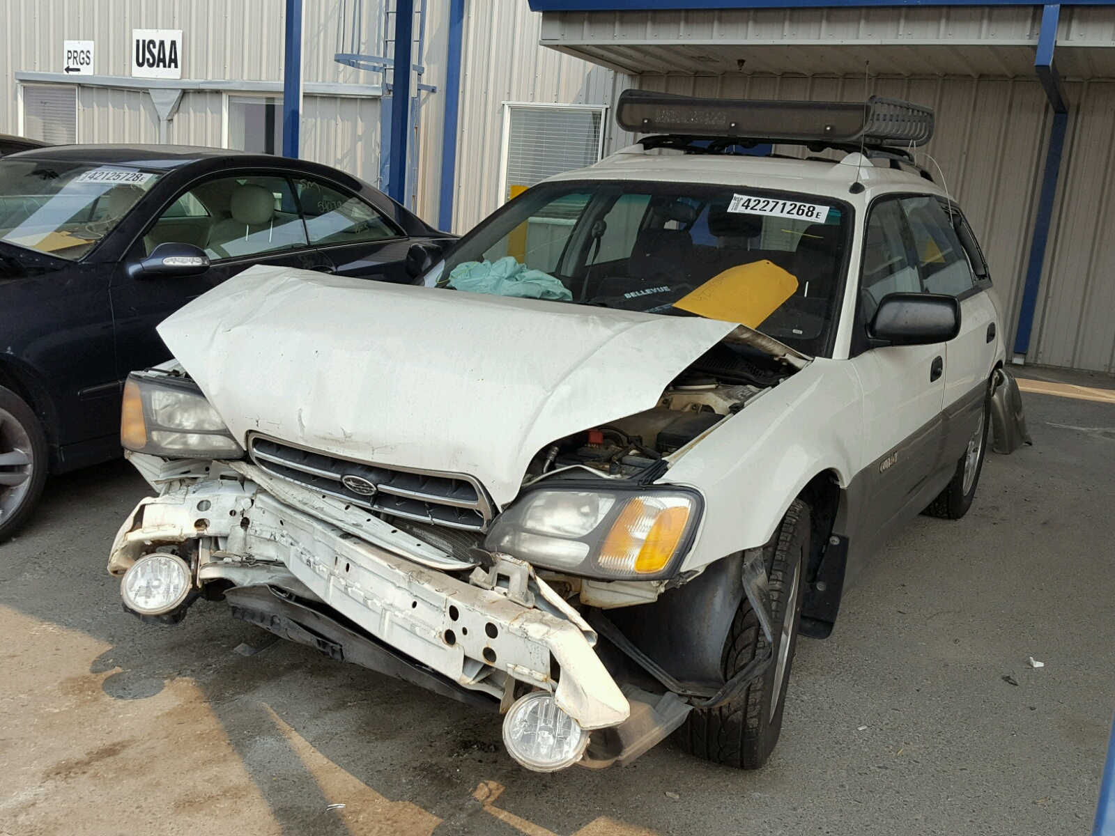 2000 Subaru Legacy Outback For Sale At Copart Sacramento Ca Lot 42271268