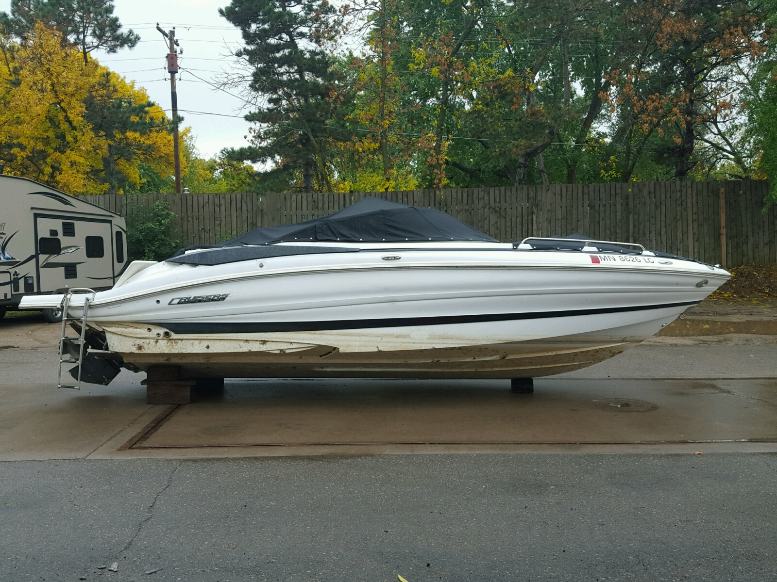 Salvage 2015 Cruiser Rv SPORT SERI for sale