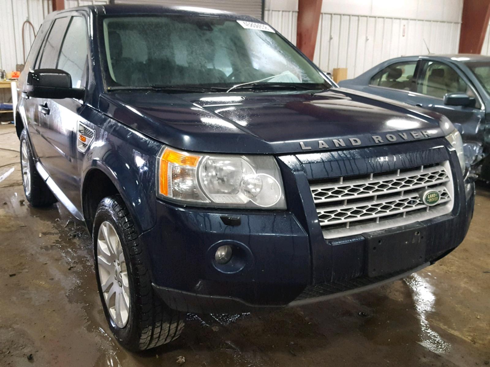 Salvage 2008 Land Rover LR2 SE for sale