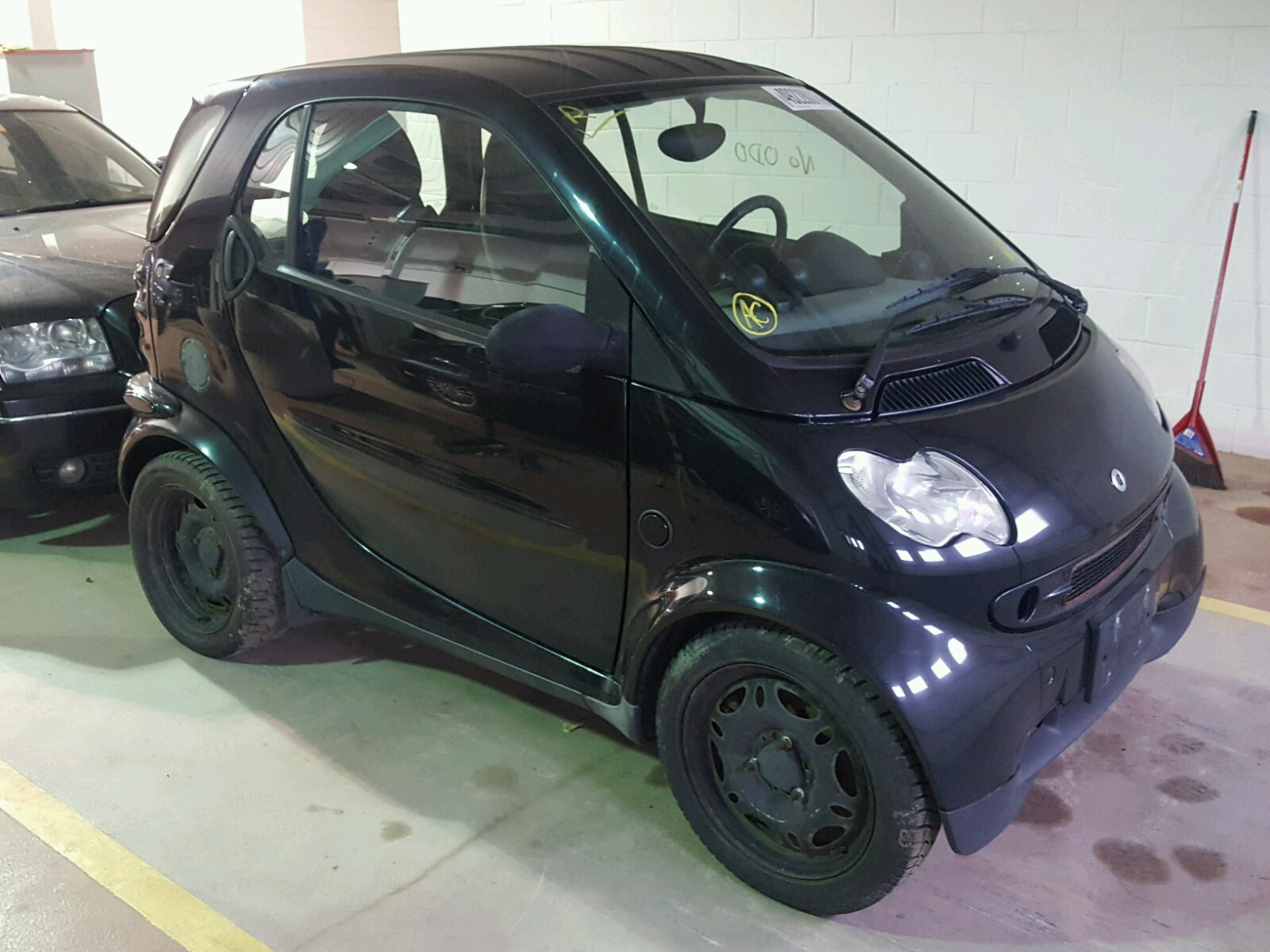 Salvage 2005 Smart FORTWO for sale