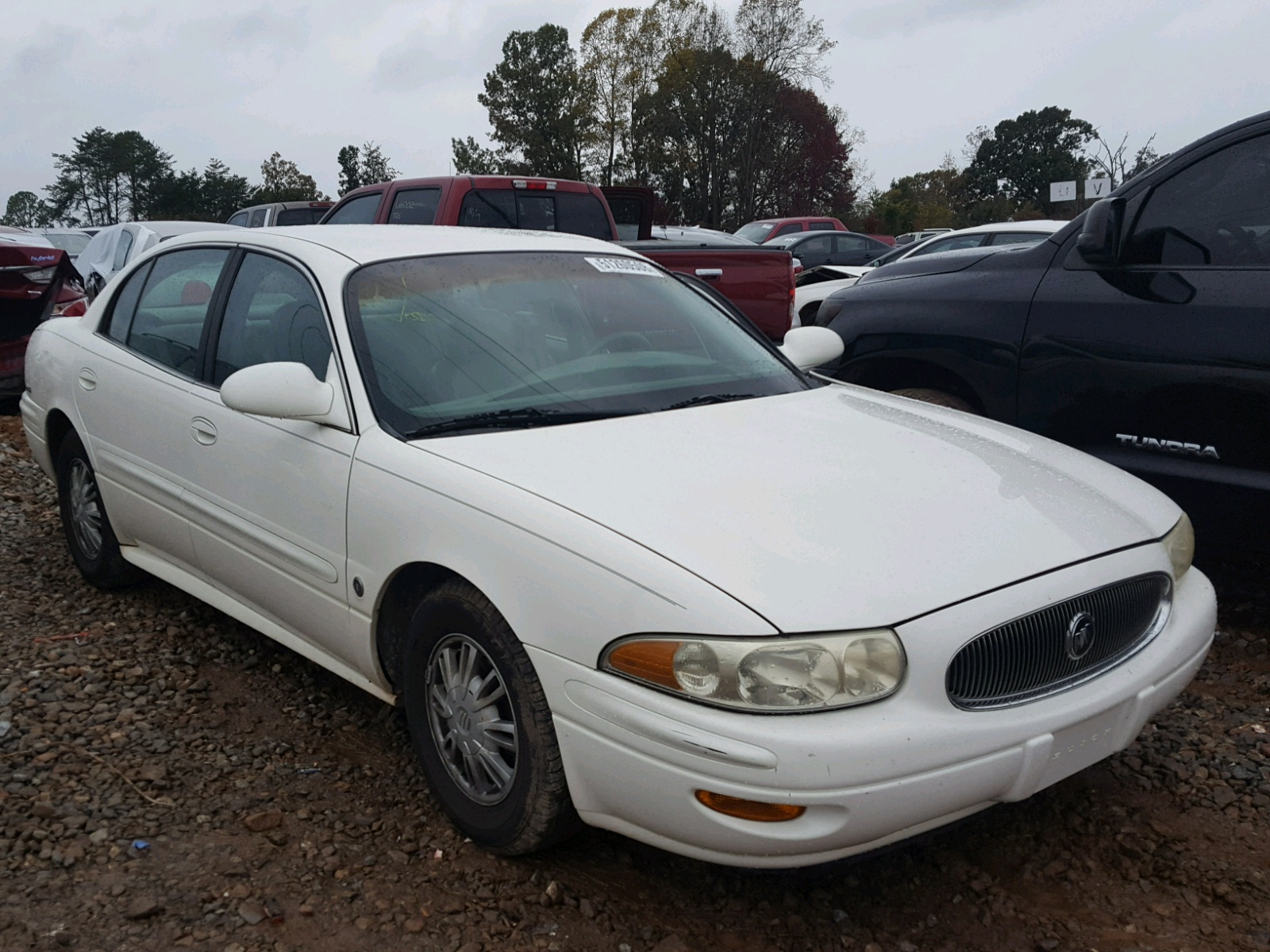 Salvage 2002 Buick LESABRE CU for sale