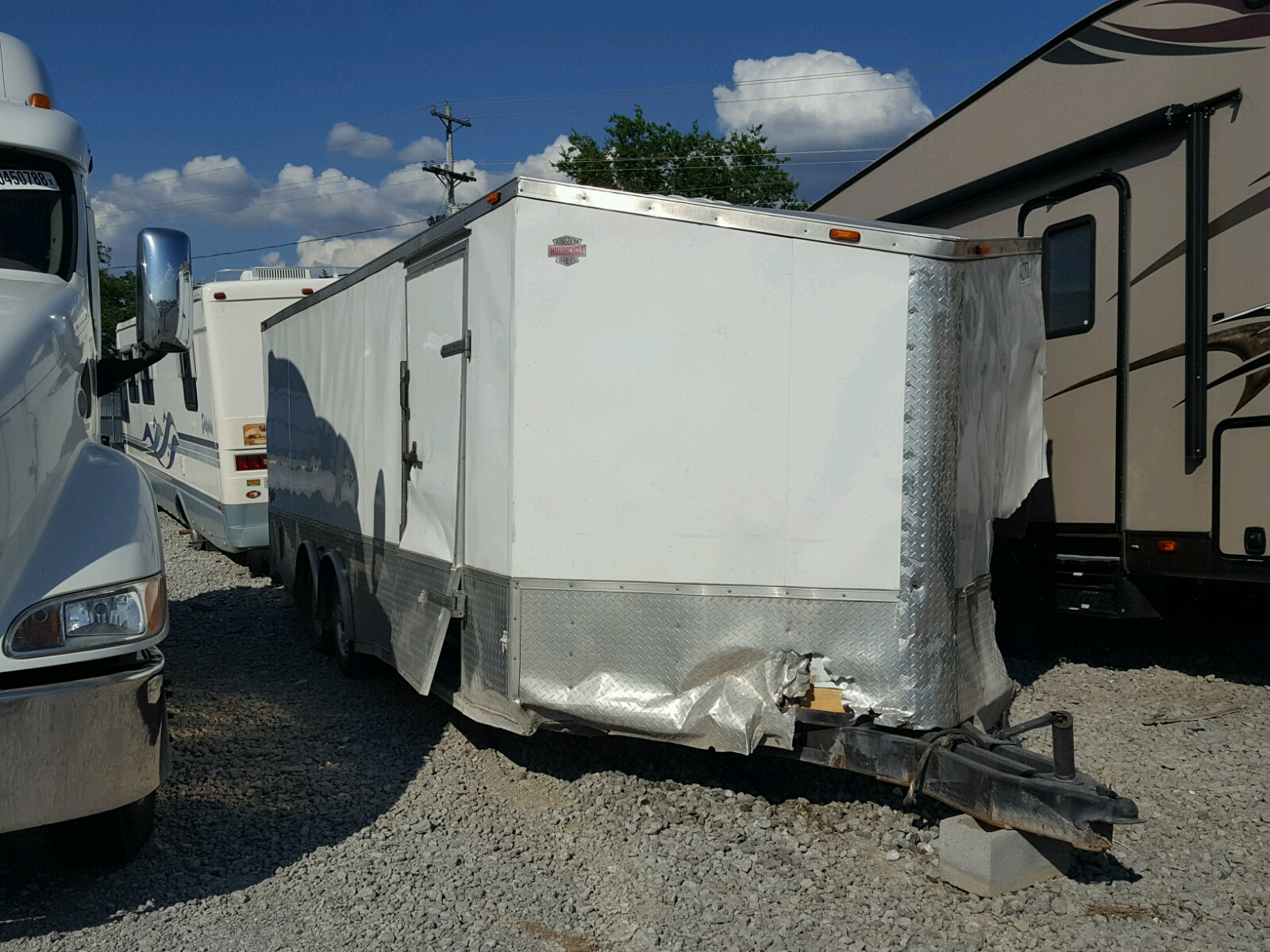 click here to view 2010 ALLOY TRAILER TRAILER at IBIDSAFELY