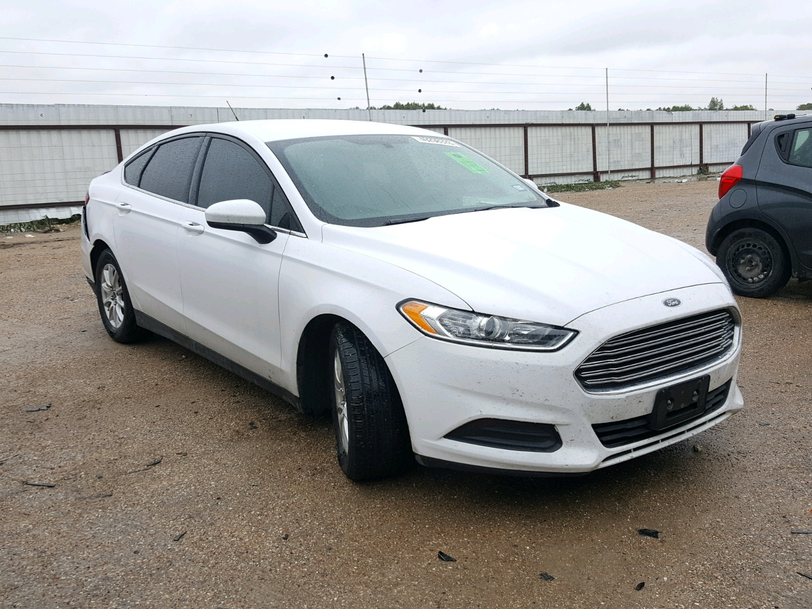 3FA6P0G77GR382570 | 2016 WHITE Ford Fusion S on Sale