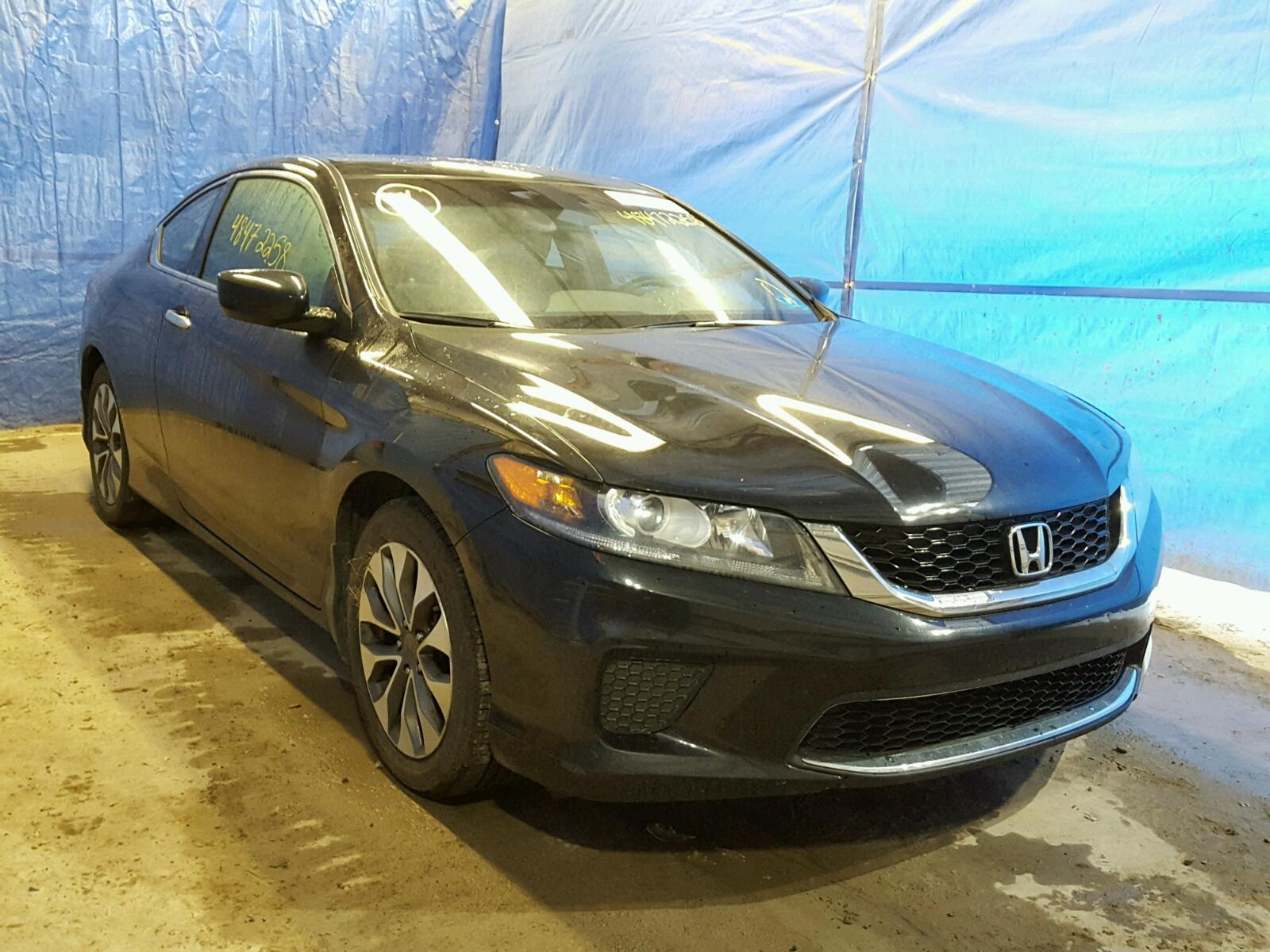 Salvage 2013 Honda ACCORD LX for sale