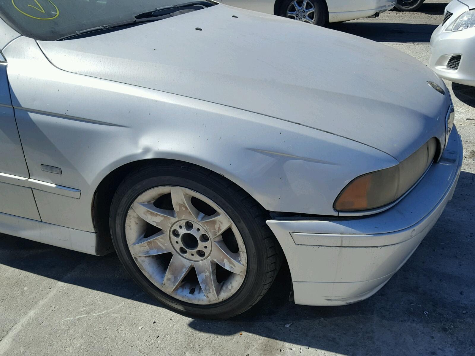 2003 Bmw 525 I Auto 2 5L 6 in CA - Long Beach