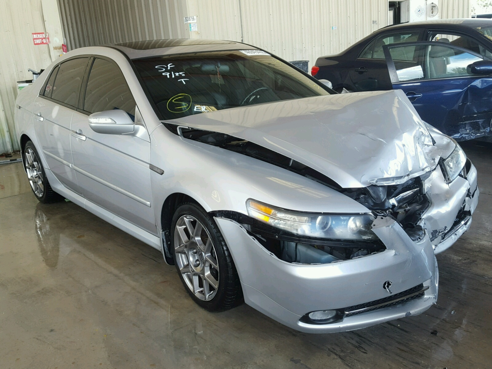 Acura TL Type S For Sale At Copart Homestead FL Lot - 08 acura tl type s for sale