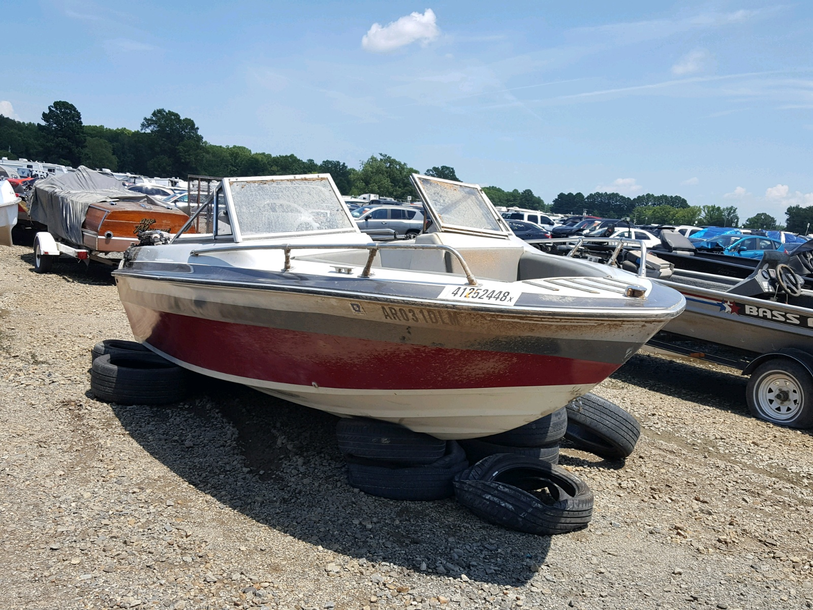 Salvage 1988 Other CIERA 17 for sale