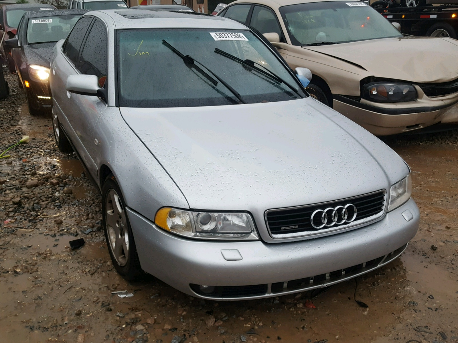 Salvage 1999 Audi A4 2.8 QUATTRO for sale